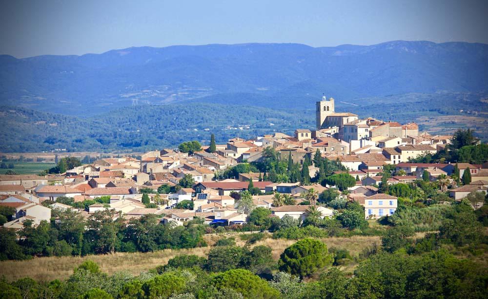 Corneilhan dans l'Hérault (34)